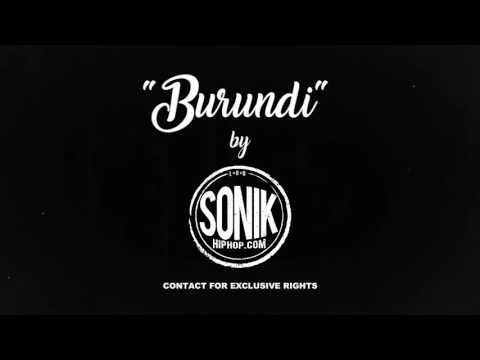 """Burundi"" 2017 Hip Hop Rap Beat Instrumental [SonikHipHop.com]"