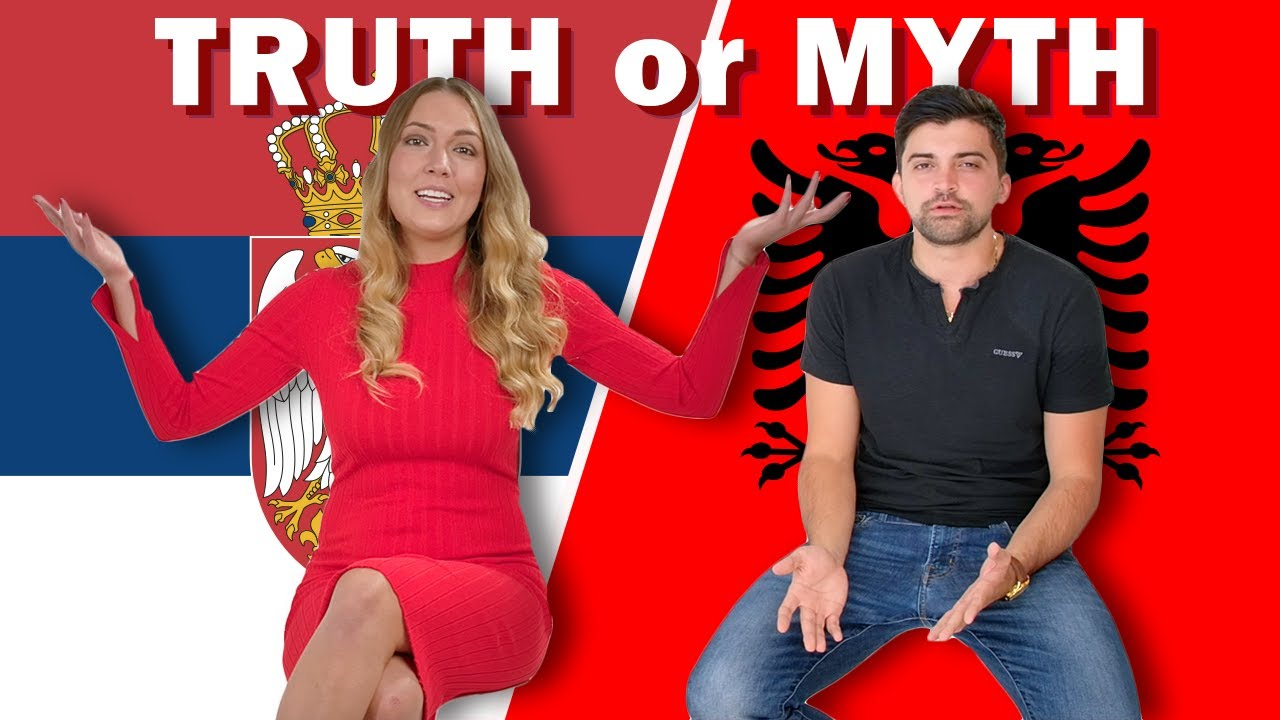 TRUTH or MYTH: Balkans React to Stereotype
