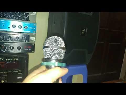 Nâng tiếng DBX EX300 giá 1ttr400 freeship ( Trải nghiệm karaoke ) 0943.687.690 - 01657.159.662