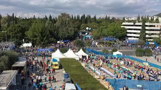 36ος Αυθεντικός Μαραθώνιος… μία γιορτή και στο κέντρο της Αθήνας
