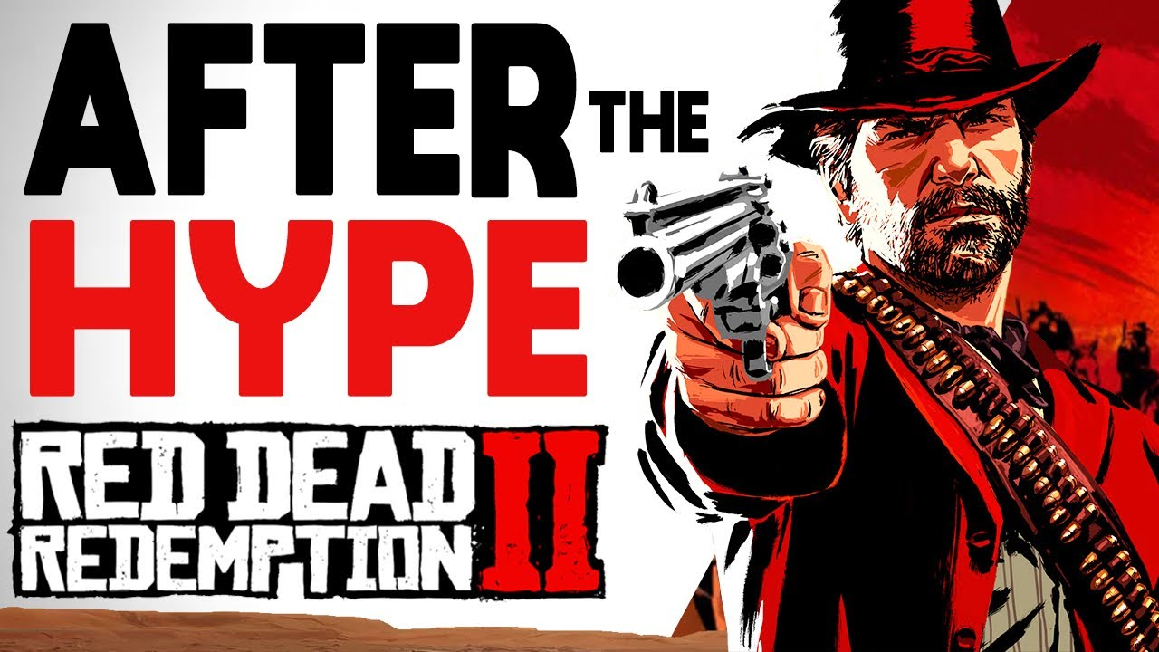 Red Dead Redemption 2 AFTER The Hype | Was It Worth It? thumbnail