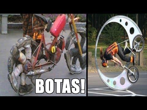 Las Bicicletas Más Extrañas Creadas Alrededor Del Mundo