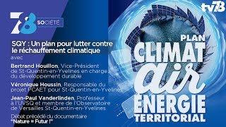 7/8 Société – SQY : Un plan pour lutter contre le réchauffement climatique