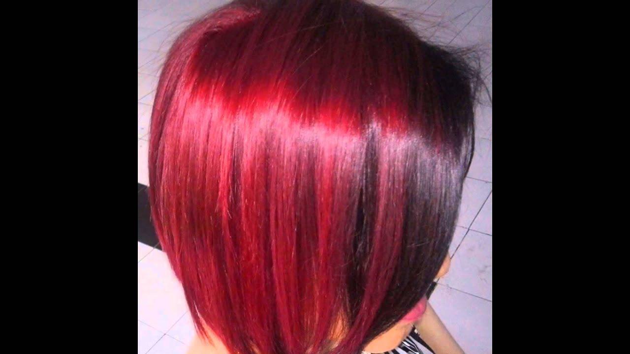 En Güzel Kızıl Saç Modelleriwwwokyanussacmerkezicom