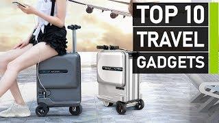 Top 10 Coolest Travel Gadget Inventions | Part-2
