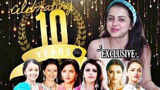 Shrenu Parikh EXCLUSIVE Interview On COMPLETION Of 10 Years In The Industry