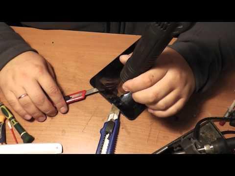 Как разобрать планшет TEXET TM-7043XD плюс замена тачскрина - Обзор