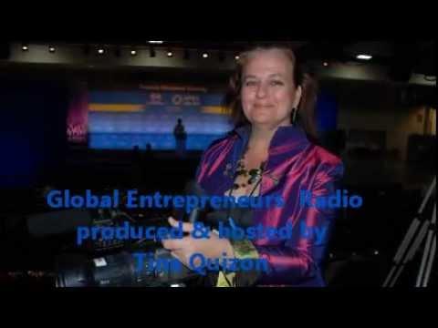 "Global Entrepreneurs Radio - ""Stanford Technology Venture program"" - Tina Seeling"