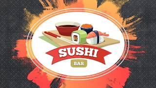 Слайдшоу «Меню японской кухни»