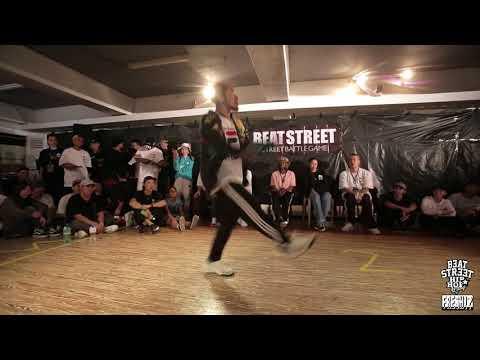 Beat Street HipHop 1vs1 Best16 4 AJ(TW)vs ㄇㄇ(TW)|2017 Beatstreet x Hiphop4lady x Japan Fresh!? thumbnail