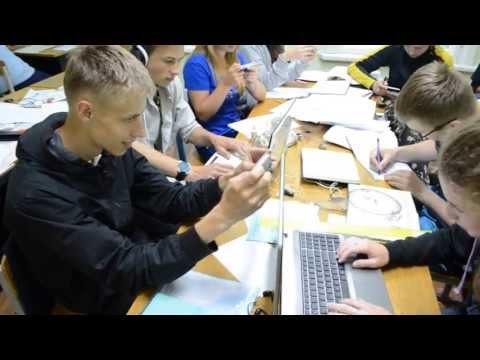 Видео-презентация группы 5 ГИС на конкурсе Музыкальный глобус, УГС Западная Березина 2013