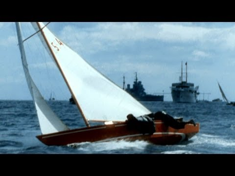 USA Win Six Metre Class Sailing Gold - Classic Highlights   London 1948 Olympics