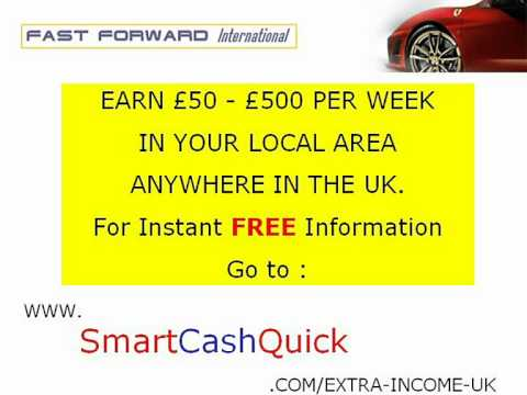 Earn Extra Income In UK