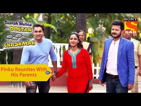 Your Favorite Character | Pinku Reunites With His Parents | Taarak Mehta Ka Ooltah Chashmah