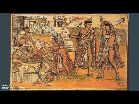 Pre Columbian Mayans