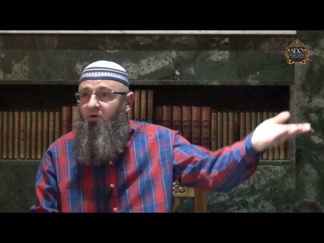 Kada je Adem došao do izražaja?   Samo kod nas vjernici predstavljaju problem - Dr Safet Kuduzovi?