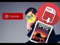 Convert PDF to JPEG/JPG