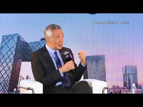 Q2: PM Lee: Trust between countries important for global trade (DBS Asian Insights Conference 2018)