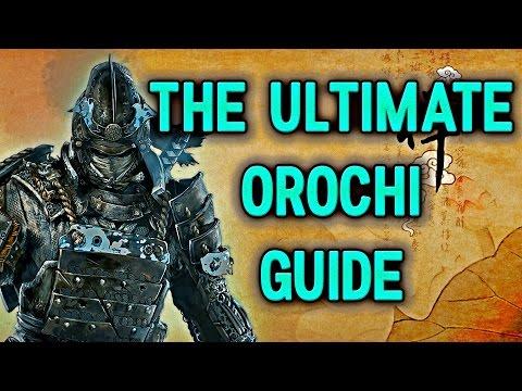 The ULTIMATE Orochi Guide.