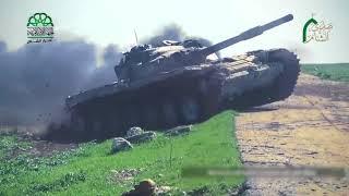 Война в Сирии 2017   боевые действия во время битвы за Хаму