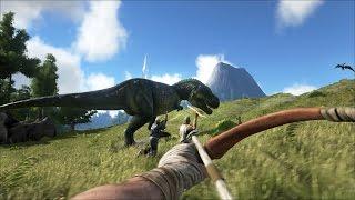 Дебютный трейлер ARK: Survival Evolved