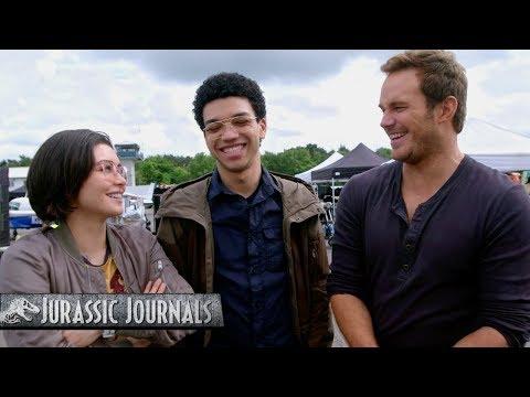 Jurassic World: Fallen Kingdom - Jurassic Journals #1 (HD)