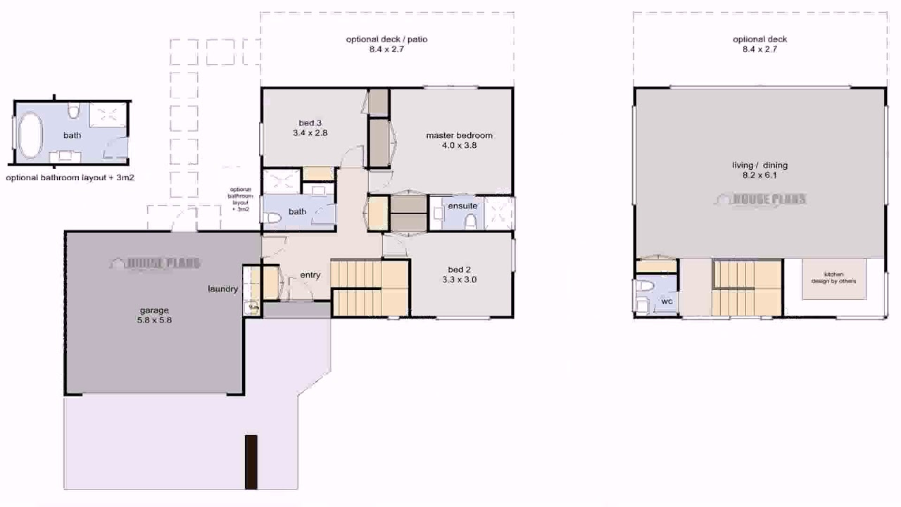 L Shaped House Plans Nz Daddygifcom