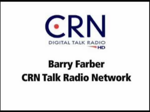 Gerald Celente - Barry Farber, CRN Talk Radio Network - August 2, 2012