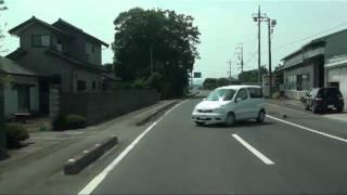 【車載動画】栃木県道めぐりシリーズ r311小山大平線