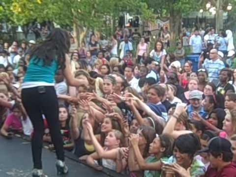 "KRISTINIA DEBARGE - ""FUTURE LOVE"" LIVE FROM FRONTIER CITY AMUSEMENT PARK  / OKLAHOMA CITY"