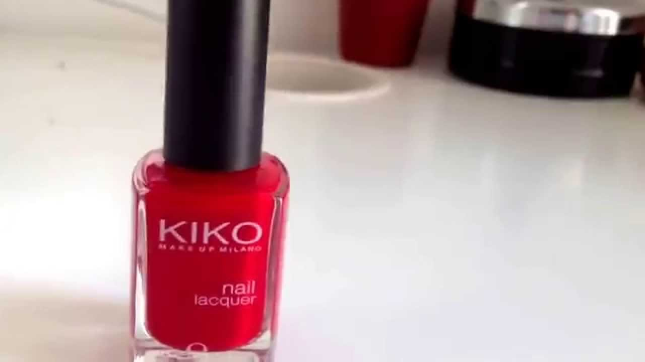 KIKO - nail lacquer - N.239 - YouTube
