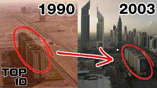 Top 10 Insane City Transformations