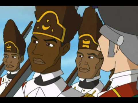 Liberty's Kids 136 - Yorktown | History Cartoons For Children