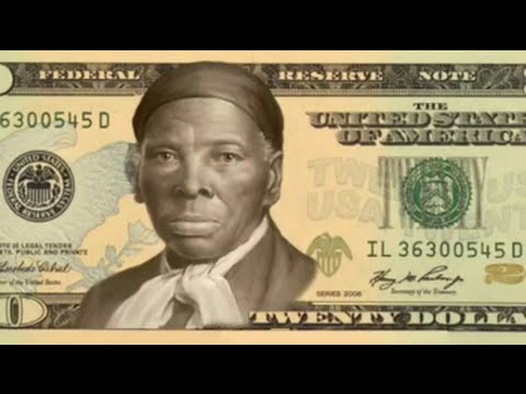 Harriet Tubman To Replace Andrew Jackson On $20 Bill