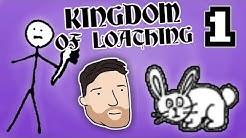 Kingdom of Loathing - PART 1: Noodlecraft Noob | Graeme Games | Pastamancer Intro Tutorial Gameplay