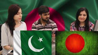 "PAKISTAN REACTION ""Amar Shonar Bangla"" - Bangladesh National Anthem Bangla & English lyrics"