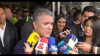 'Guatibonza jamás perteneció al grupo de empalme del anterior gobierno': Duque