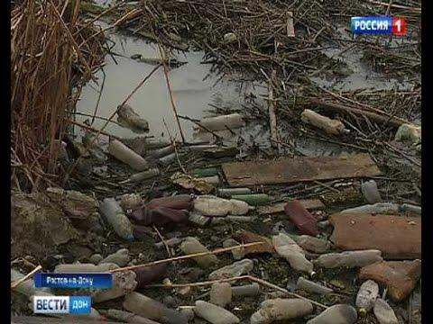 Нечистоты 'Суворовского' отравили Темерник, люди задыхаются от зловония