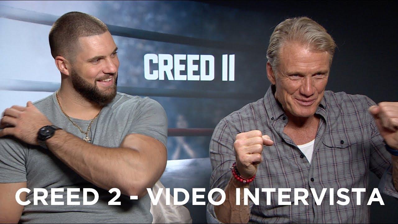 Download Creed 2 - Video intervista a Dolph Lundgren e Florian Munteanu