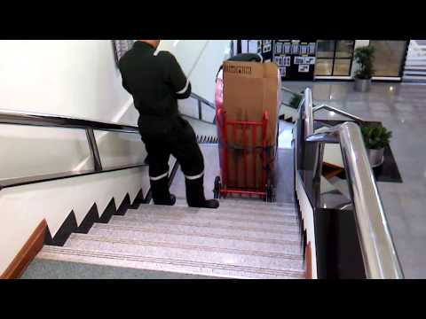 Move A Washing Machine Up Stairs Without Hurting Your Back