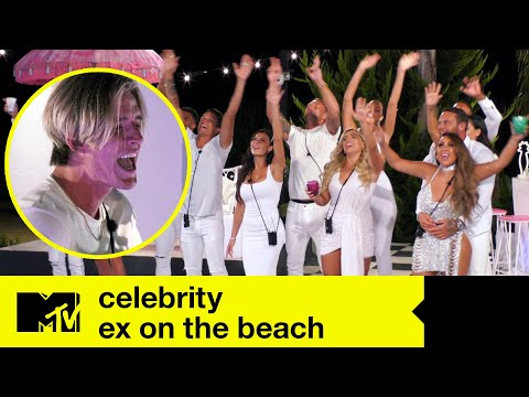 EP#15 CATCH UP: Joey And Lorena's Shocking Last Night Surprise | Celeb Ex On The Beach