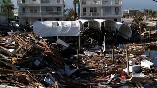 16 deaths blamed on Hurricane Michael