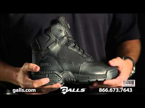 "Magnum 6"" Stealth Force Side Zip Composite Toe Boot at Galls - FW017"