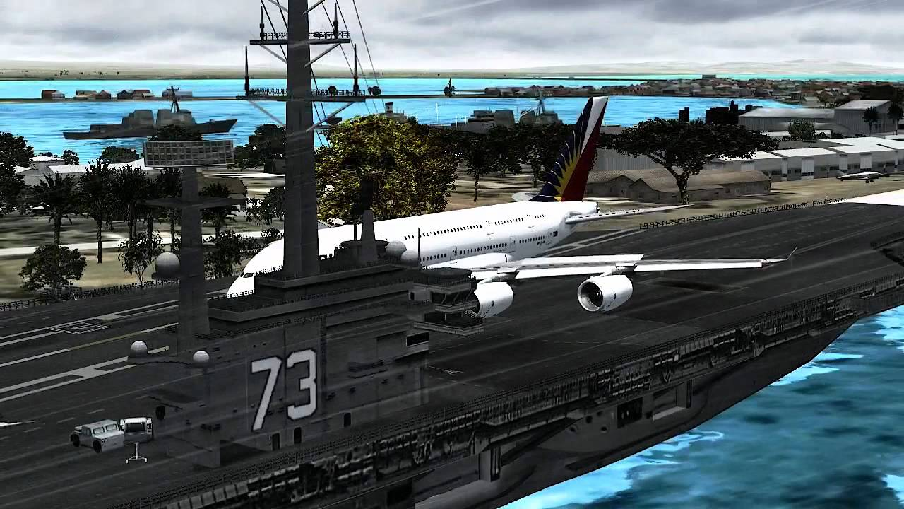 Philippine Airlines A380 Fsx - #traffic-club