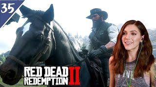 Nostalgia with John Marston | Red Dead Redemption 2 Pt. 35 | Marz Plays
