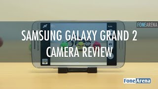 Samsung Galaxy Grand 2 Camera Review