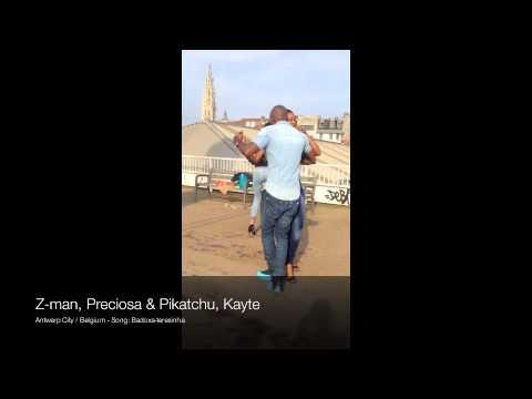Dj Z-man, Preciosa & Pikatchu, Kayte! Song: Teresinha by Badoxa