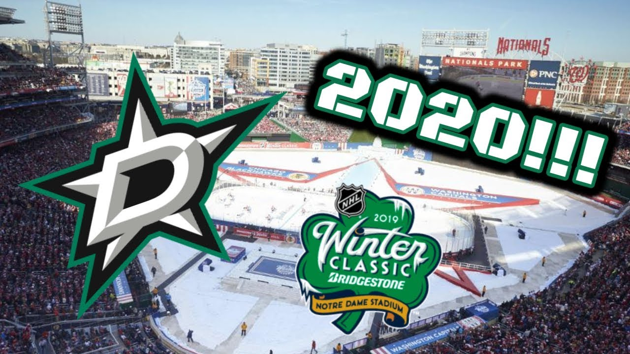 2020 Nhl Winter Classic.Dallas Stars To Host 2020 Nhl Winter Classic