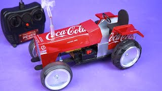 Make an Awesome RC Tractor with Soda Cans