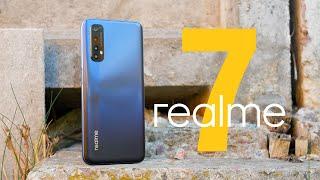 """Обзор Realme 7: еще один """"лучший смартфон за 200$"""". Козыри и недостатки Realme 7"""